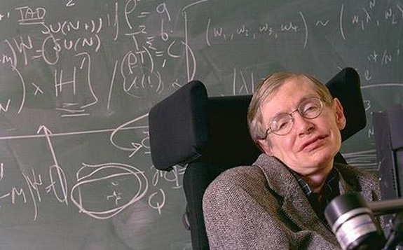 Stephen Hawking loves sex clubs!