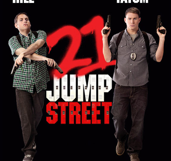 The Art of the Mainstream Movie: 21 Jump Street