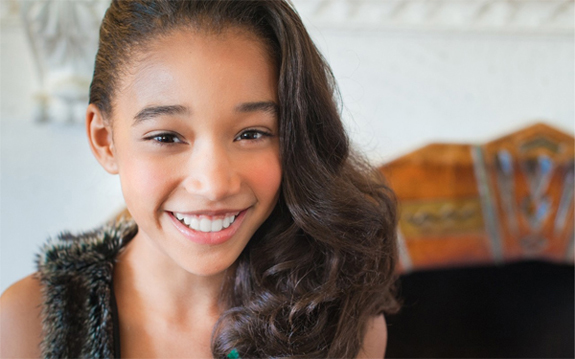 Amandla Stenberg fires back at racist tweets