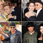 Hollywood's most cringeworthy couples