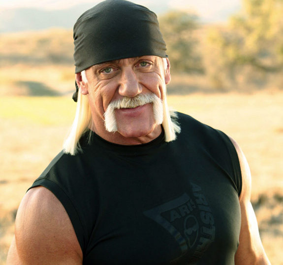 Hulk Hogan has a sex tape now