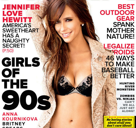 Jennifer Love Hewitt doesn't get why she's still single