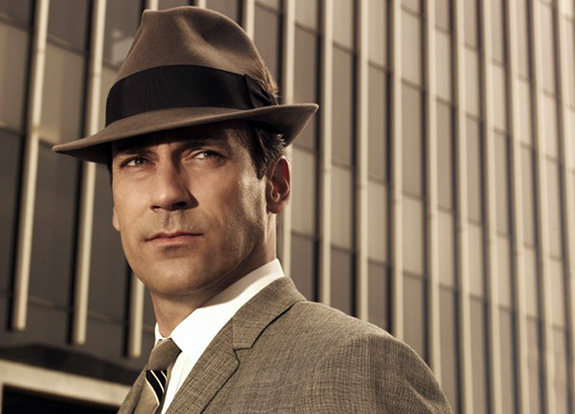 Jon Hamm doesn't think he's handsome