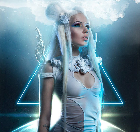 Watch: Kerli's 'Zero Gravity' music video