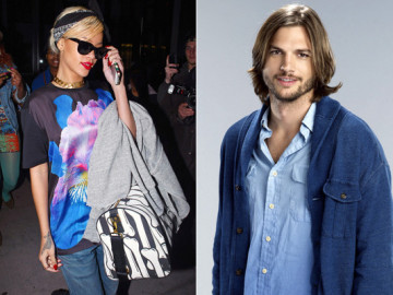 Are Rihanna and Ashton Kutcher really dating?!