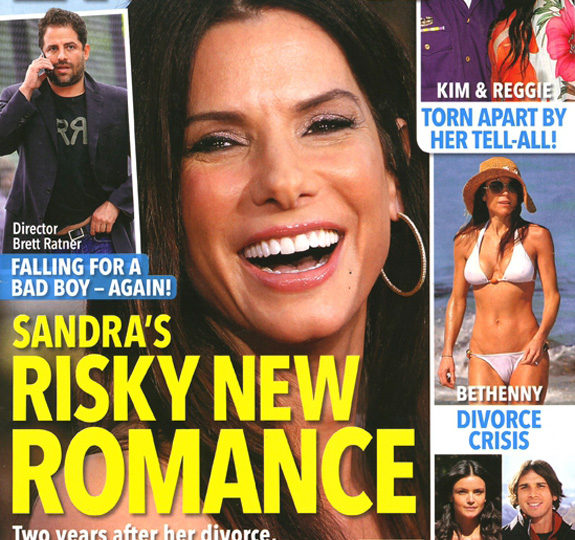 Sandra Bullock and Brett Ratner didn't hook up!