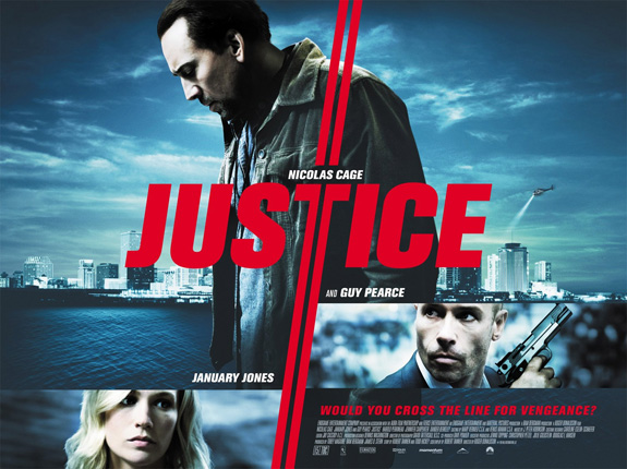 Review: Seeking Justice