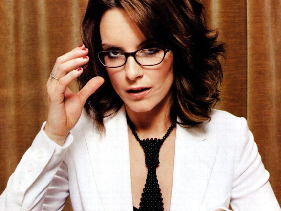 Tina Fey discusses zombies and dancing!