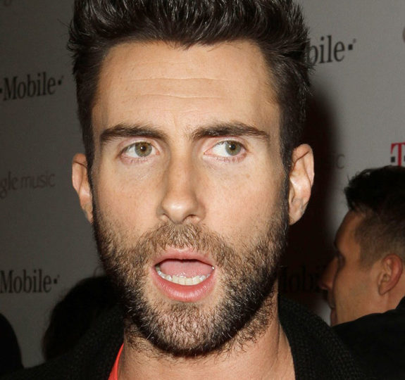 Adam Levine is 'flattered' by Jennifer Love Hewitt