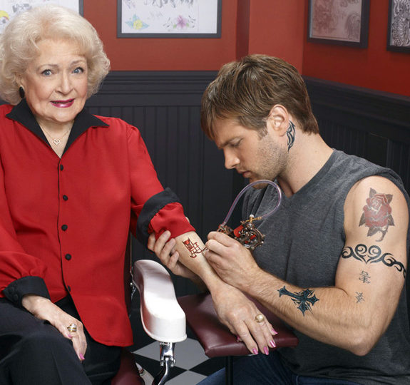 Betty White is on Twitter now!