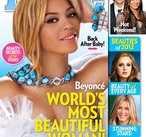 Beyoncé is People's most beautiful woman!