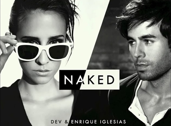 DEV and Enrique Iglesias - Naked