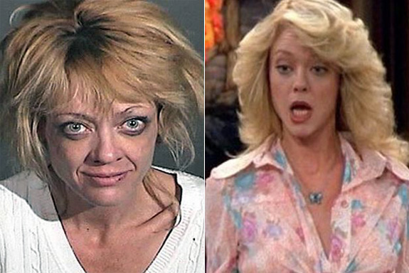 Laurie from 'That 70's Show' is in trouble
