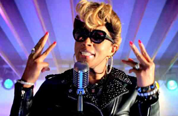 Mary J. Blige - Burger King