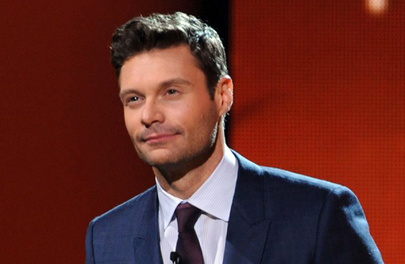 Ryan Seacrest is a harbinger of pestilence!