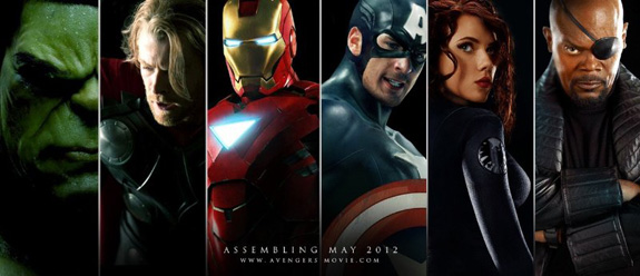 'The Avengers' is getting a sequel!