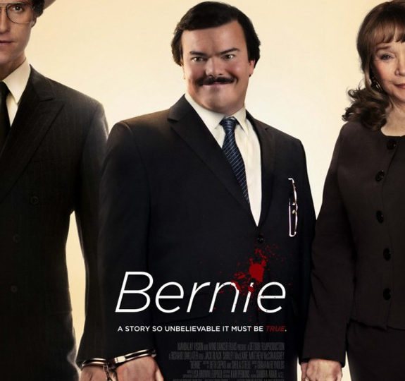 Don't miss Jack Black in 'Bernie'