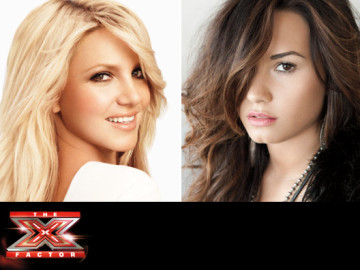 Britney Spears and Demi Lovato join 'The X Factor'