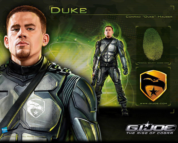 'G.I. Joe' needs more Channing Tatum!