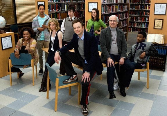 'Community' is getting a three-episode marathon!