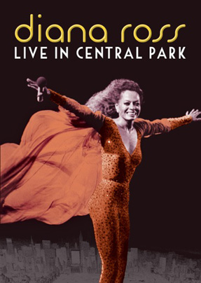 Giveaway: Diana Ross: Live in Central Park DVD
