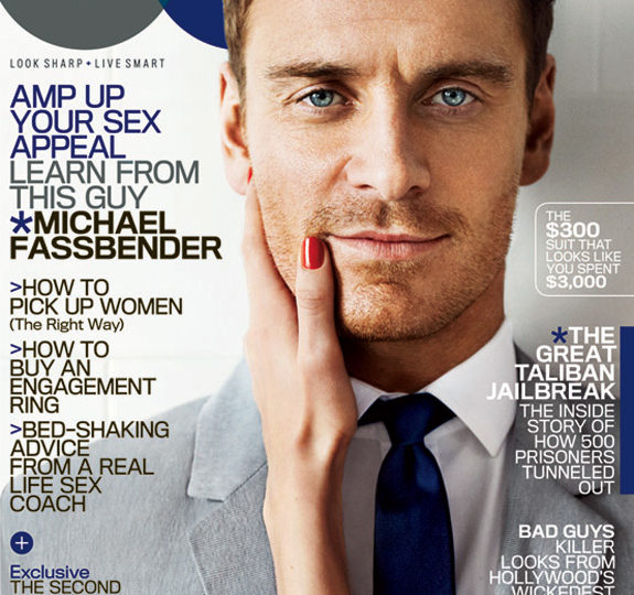 Michael Fassbender does GQ