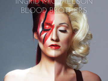 Ingrid Michaelson's 'Blood Brothers' video