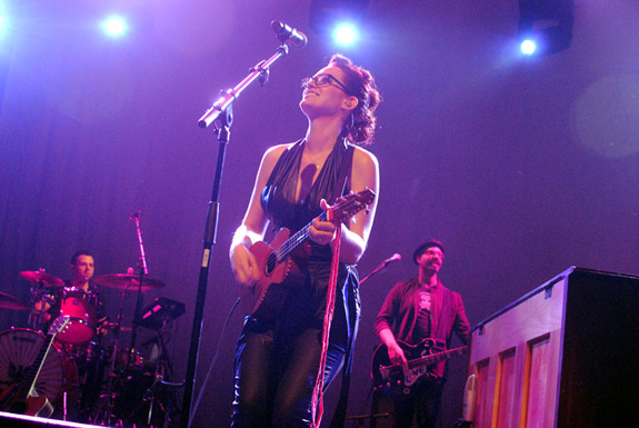 Ingrid Michaelson's 'Human Again' tour