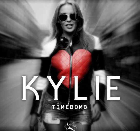 MUST SEE: Kylie Minogue's 'Timebomb'