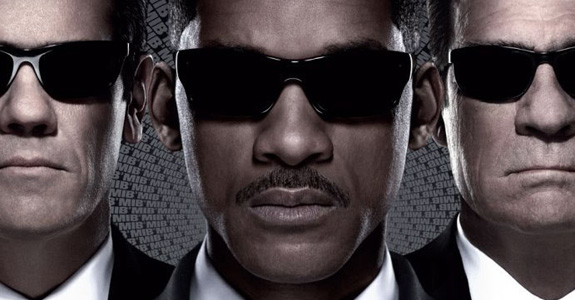 'Men In Black III' dethroned 'The Avengers'