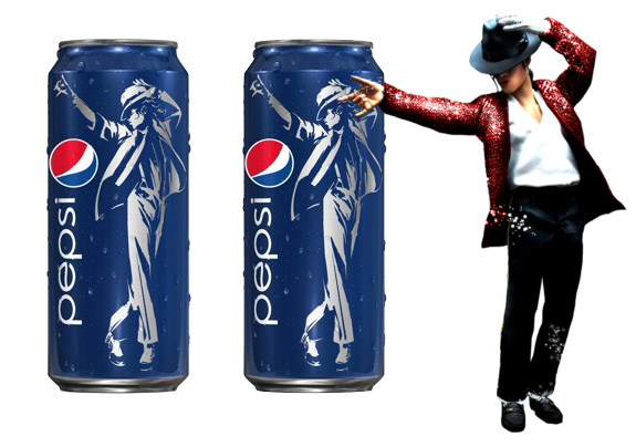 Pepsi is bringing back Michael Jackson