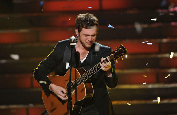 Phillip Phillips is our new 'American Idol'