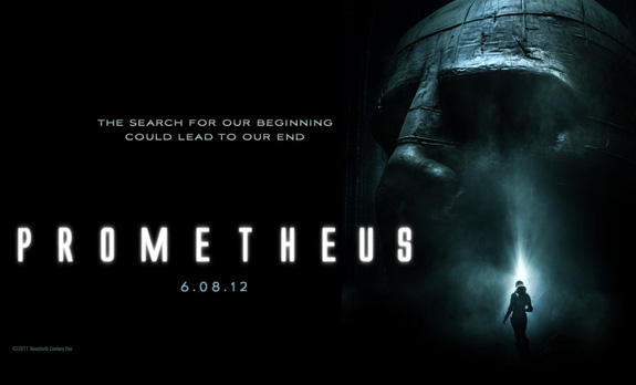 'Prometheus' calls for help in a new viral clip