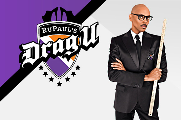 Who's ready for 'RuPaul's Drag U'?