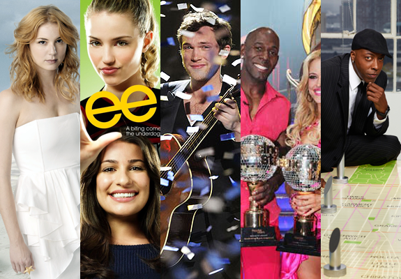 TelevisionBytes of the Week: Revenge, Glee, Idol, DWTS, and more!