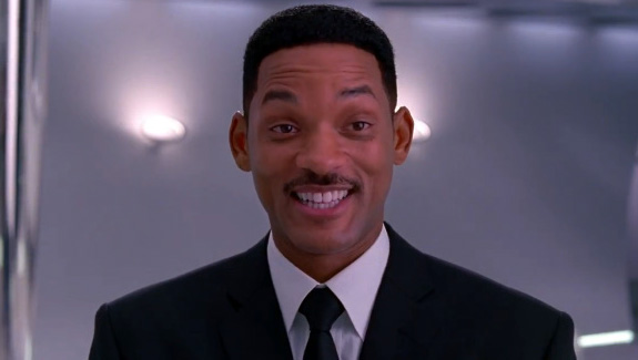 Will Smith keeps his pimp-hand strong