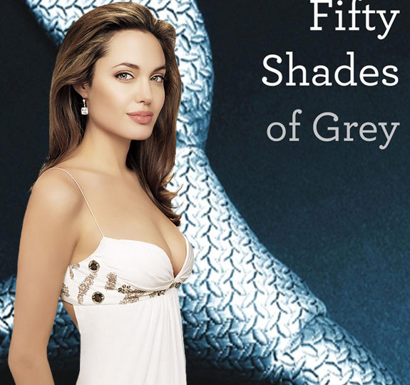 Angelina Jolie to direct 'Fifty Shades of Grey'?