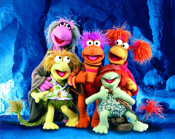 A 'Fraggle Rock' movie is in the works!