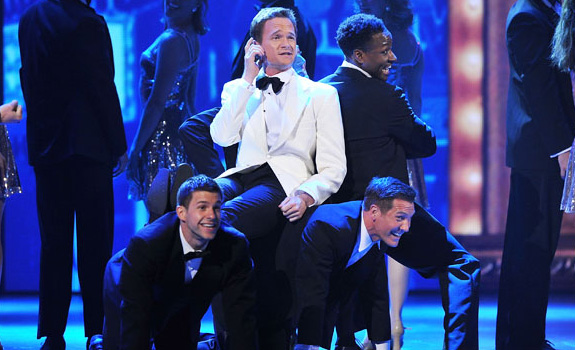Neil Patrick Harris hosted the Tonys again