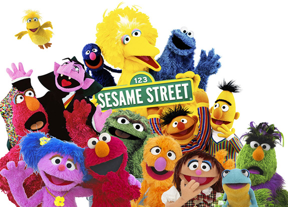 A 'Sesame Street' movie?!