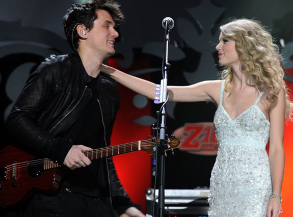 Is it just me, or did Taylor Swift write SIX songs about John Mayer on