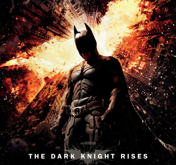 A new clip from 'The Dark Knight Rises'