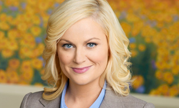 Amy Poehler is the coolest lady ever!