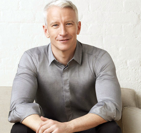 Anderson Cooper came out!