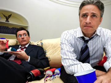 No More Streaming: Daily Show / Colbert Report