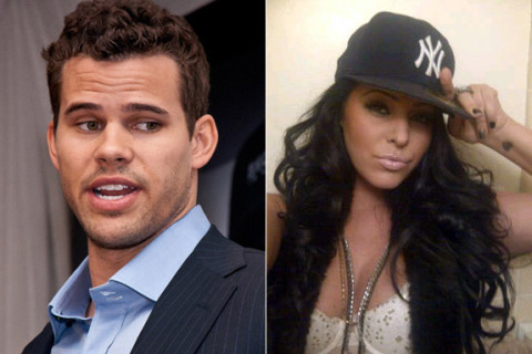 Kris Humphries and Myla Sinanaj