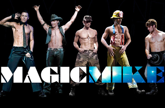 A 'Magic Mike' sequel is in the works!