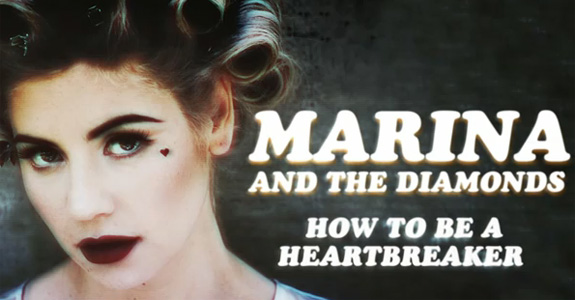 Marina and the Diamonds: How To Be A Heartbreaker