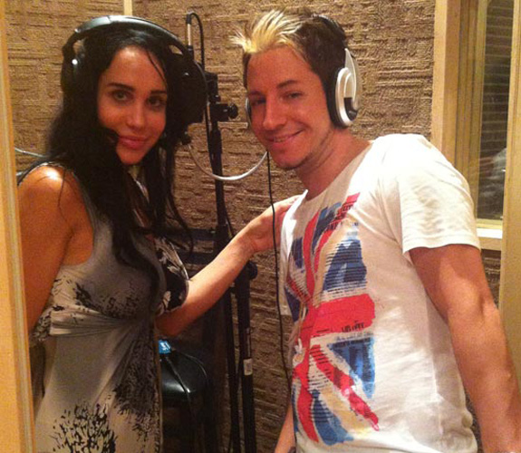 Nadya 'Octomom' Suleman is singing now?!