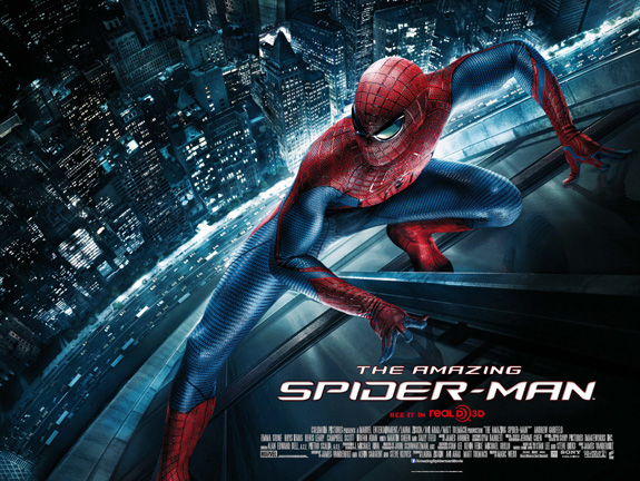 Box Office: 'The Amazing Spider-Man' is tops!